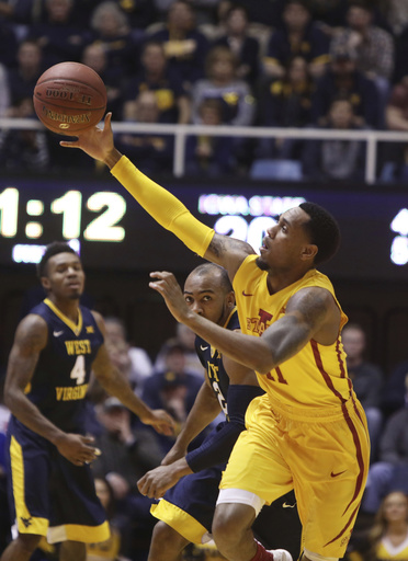 Iowa St West Virginia Basketball