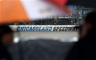 NASCAR Chicago Trucks Auto Racing