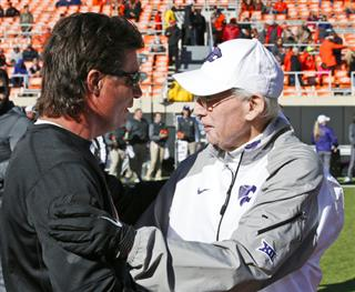 Mike Gundy, Bill Snyder