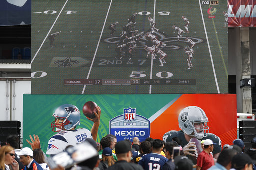 Mexico Patriots Raiders Football