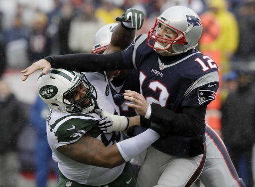 Sheldon Richardson, Tom Brady