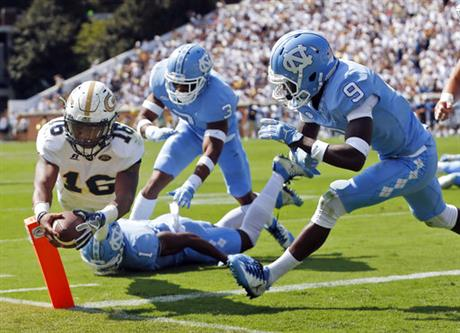 Georgia Tech Marshalls Emergence Fotball
