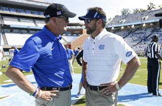 Larry Fedora, David Cutcliffe