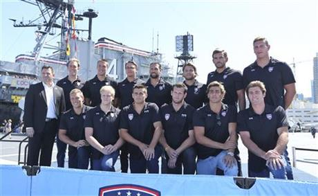 US Olympic Water Polo