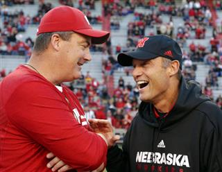 Paul Chryst, Mike Riley