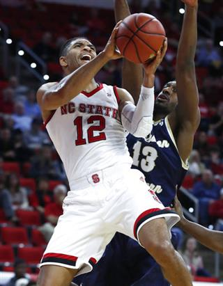 Charleston NC State Basketball