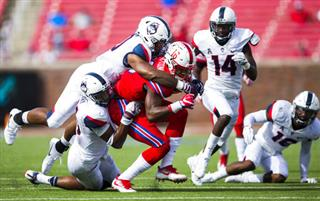 UConn SMU Football