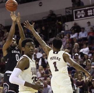 Sindarius Thornwell, Lamar Peters