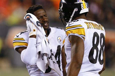 Antonio Brown, Darrius Heyward-Bey