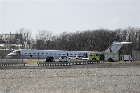 Michigan Plane Mishap