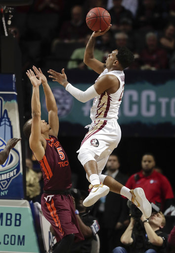 ACC Virginia Tech Florida St Basketball