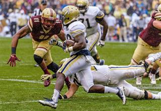 Ireland Boston College Georgia Tech Football