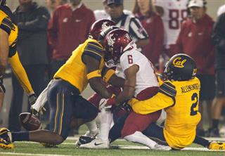 Washington St California Football