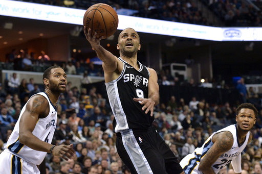 huge discount 7f6c0 6d9a9 The Latest: Grizzlies offer Kyle Anderson 4-year deal ...