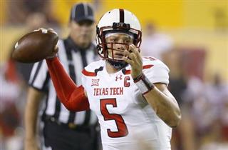 West Virginia Slowing Mahomes Football