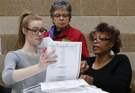 Election Recount Michigan