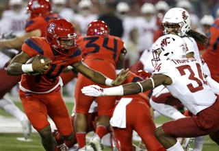 Washington St Arizona Football
