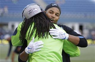 Golden Tate, Richard Sherman