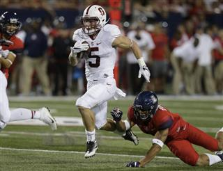Stanford Arizona Football