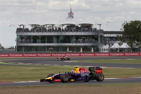 Britain F1 All Eyes On Verstappen