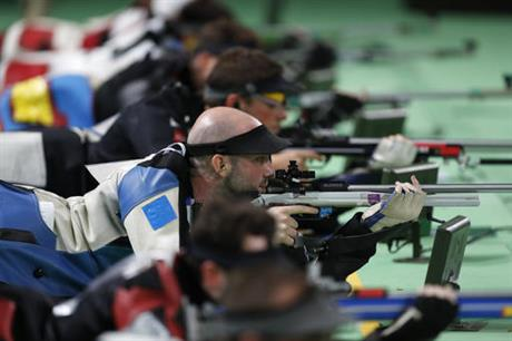 Rio Olympics Shooting Men
