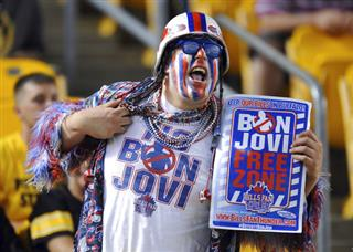 Buffalo Bills fan