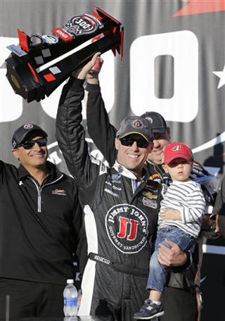 Kevin Harvick, Keelan Paul Harvick