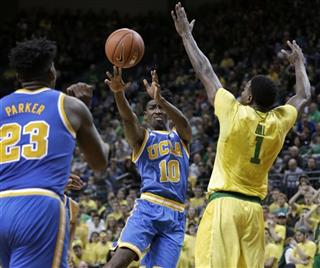 UCLA Oregon Basketball