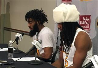 VCU Court Jester Basketball