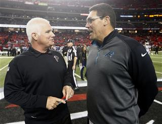 Ron Rivera,Mike Smith