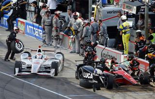 Will Power, Mikhail Aleshin,