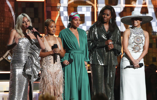 Grammy Awards 2019 dominated by Women
