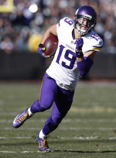Wr Adam Thielen Seeks Respect With New Vikings Deal As