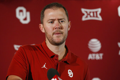 Oklahoma coach Riley wants more after playoff appearanc