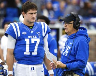 David Cutcliffe, Daniel Jones