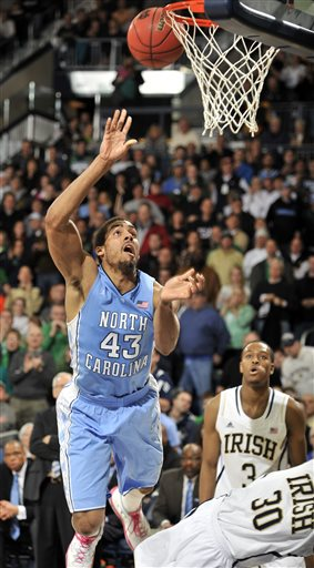 James McAdoo, Zach Auguste