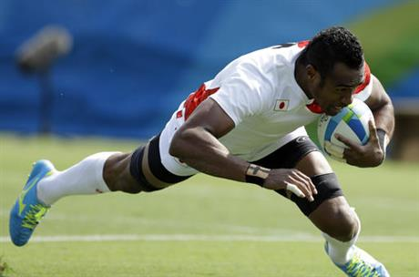 Rio Olympics Rugby Men