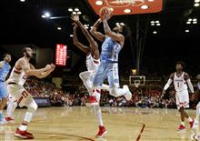 North Carolina Stanford Basketball
