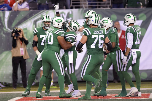 Bills Jets Football