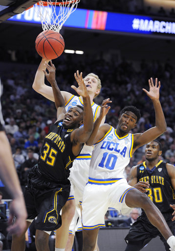 NCAA Kent St UCLA Basketball