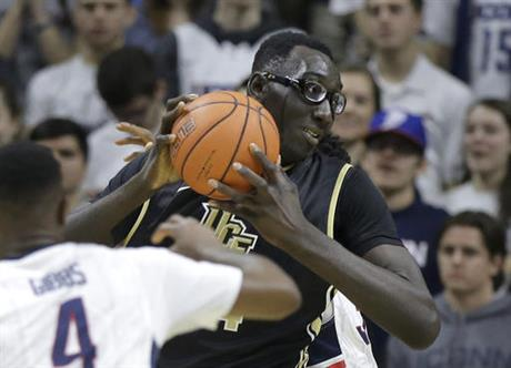 Sterling Gibbs, Tacko Fall