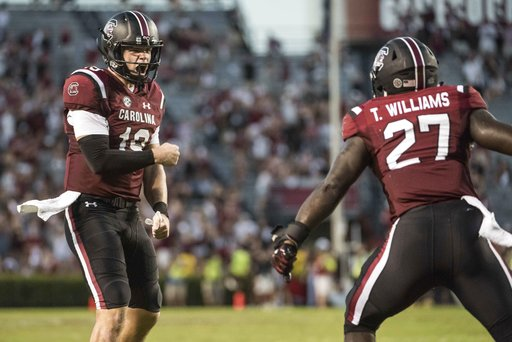 Jake Bentley, Ty'Son Williams