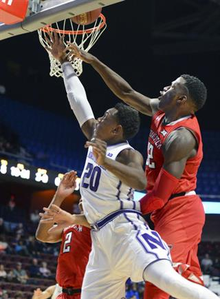 APTOPIX Texas Tech Northwestern Basketball
