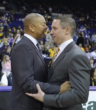 Florida LSU Basketball