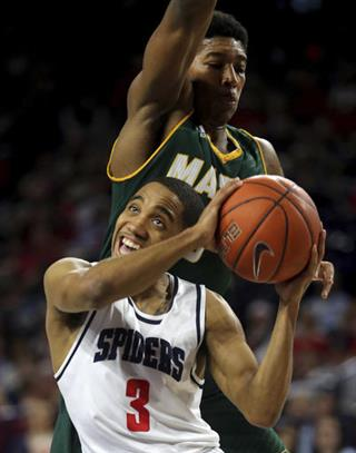 Richmond George Mason Basketball