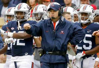 Virginia The New Standard Football