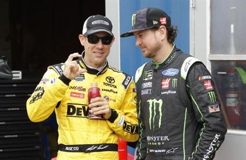 Matt Kenseth, Kurt Busch