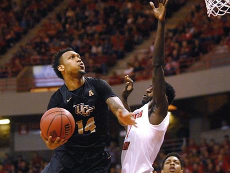 UCF Illinois St Basketball