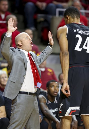 Mick Cronin, Kyle Washington