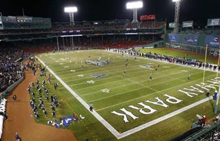 Boston College UConn Football